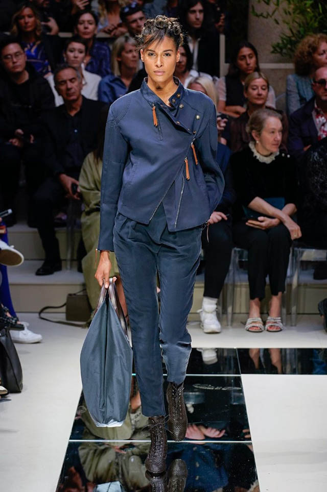 giorgio armani ss20 milan fashion week 2019